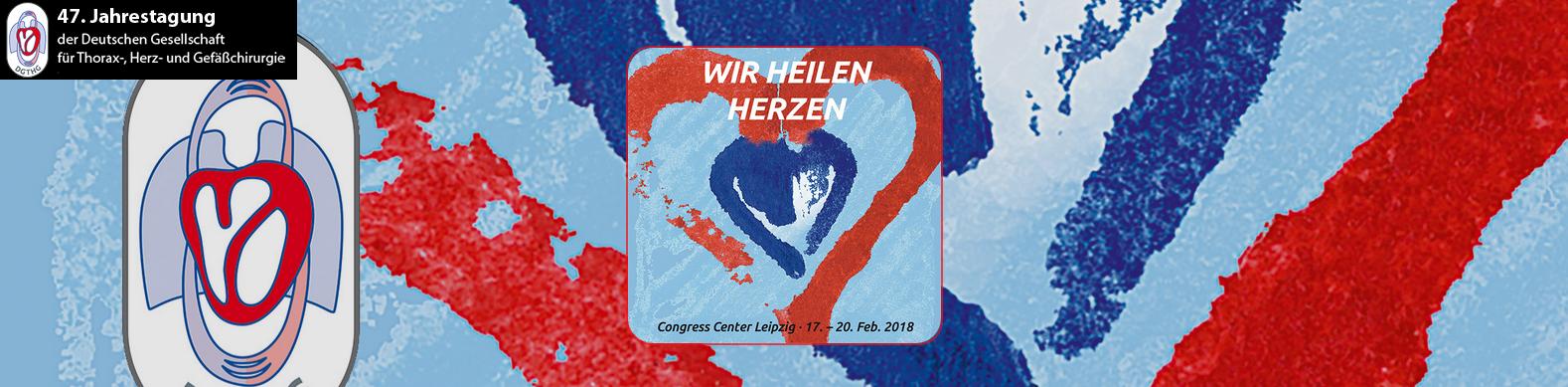 47. Jahrestagung der Deutschen Gesellschaft für Thorax-, Herz- und Gefäßchirurgie in Leipzig